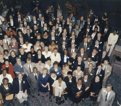 CHS Class of 58, 41st Reunion, September 27, 1999; Photo courtesy of Diane Trout in memory of her Mother, Patricia Ayars (Murphy)