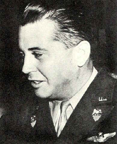 Lieutenant Colonel Hugh F. McCaffery; Photo from The Delaware County Advocate, August 1942