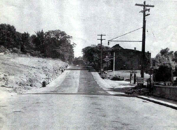 Shoemakerville Hill; The Delaware County Advocate, July 1940