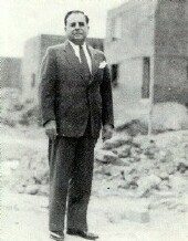 Mr. N. Di Tommaso; Photo from The Delaware County Advocate, July 1942