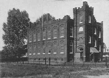 Clayton School; Photo from Chester and Vicinity © 1914 by Hy. V. Smith