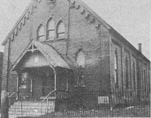 Siloam Methodist Episcopal Church