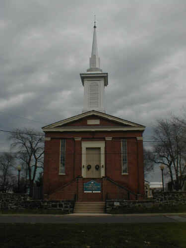 Former St. Martin's Episcopal, now Bible Presbyterian Church, Marcus Hook, PA
