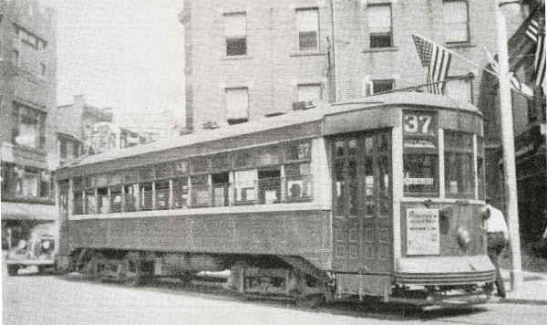 Market Square Trolley; Photo courtesy of Robert Bocchino, Haverford, PA
