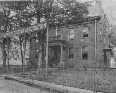 1905 YMCA; Photo courtesy of David Andrews